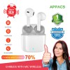 APPACS Earbuds with Mic Wireless