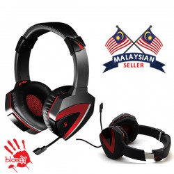 2nd Chance Item - BLOODY Tone Control Surround 7.1 Gaming Headset G501