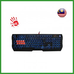 Bloody Light Strike 8-Infrared Mechanical Switch Gaming Keyboard B188