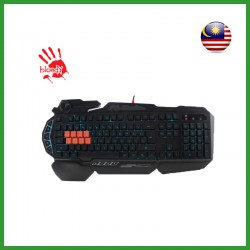 Bloody Light Strike 8-Infrared Switch Gaming Keyboard B318