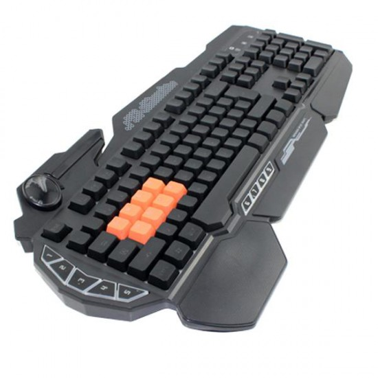 Bloody Light Strike 8-Infrared Switch Gaming Keyboard B318
