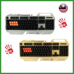 Bloody Light Strike 8-Infrared Switch Gaming Keyboard B418