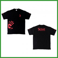 [READY STOCK] Bloody T-Shirt Gaming Short Sleeve