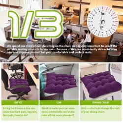 Evio Asia Soft Seat Cushion Dining Chair Cushion Pillow Soft Covers (G Series)