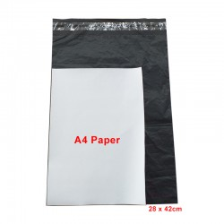 (28cm x 42cm) Courier Plastic Flyer / Courier Bag / Beg Kurier / Courier Plastic Bag / 快递袋