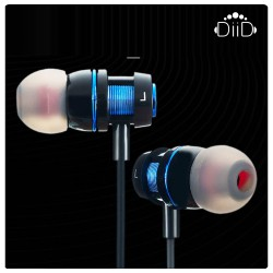 DIID Music in-ear Stereo Earphone with Mic ID58 for All Mobile Phone