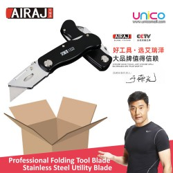 Professional Folding Knife Stainless Steel Utility Knife