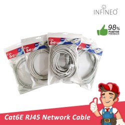 Infineo Network Cable Cat6e Rj45 Ethernet Lan