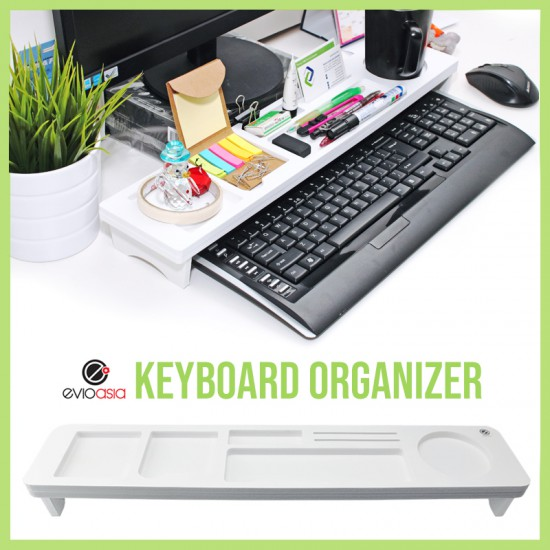 Evio Asia Keyboard Organizer Multi-Functional