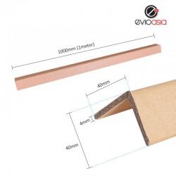 100cm L Shape Cardboard Corner Protector Paper Angel Board