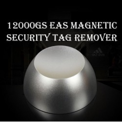 Evio Asia EAS Security Magnet Tag Remover Super Detacher (12,000gs)