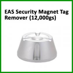 Evio Asia EAS Security Magnet Tag Remover Super Detacher (12'000gs)