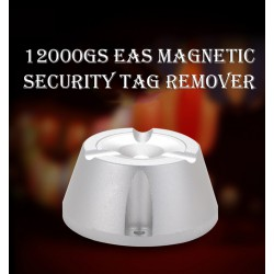 Evio Asia EAS Security Magnet Tag Remover Super Detacher (12'000gs)