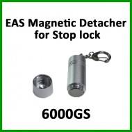 6000GS Magnetic Detacher Key for Retail Shop Display Hook Anti Theft Stop Lock