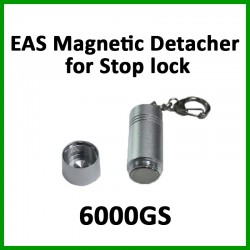6000GS Magnetic Detacher Key for Retail Shop Display Hook Anti Theft Stop Lock