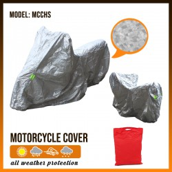 Evio Asia Motor Cover For All Weather Protection, Outdoor Sunblock, Dust Proof