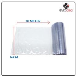PVC Shrink Film for Packaging (16cm Width x 10m Length)