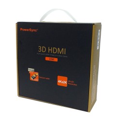 HDMI Cable V2.0 with Ethernet HDTV 2160p 4K 3D (10 Meter)