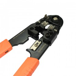 PowerSync High Quality 8P8C RJ-45 Network Cable Crimper (3 in 1)