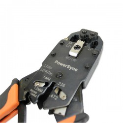 PowerSync High Quality Universal Network Cable Crimper (5 in 1)
