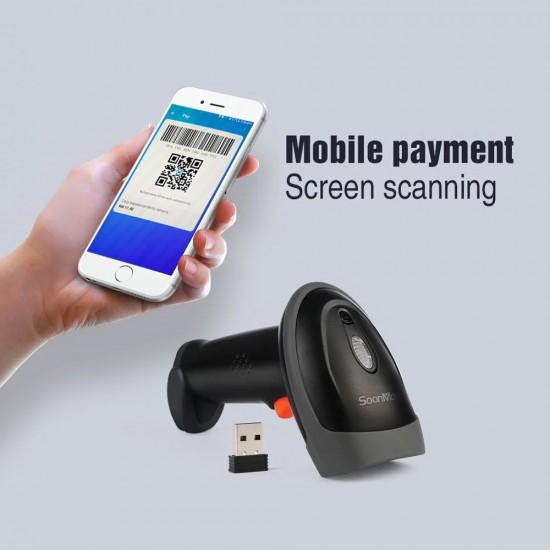 1D / 2D Wireless Barcode Scanner