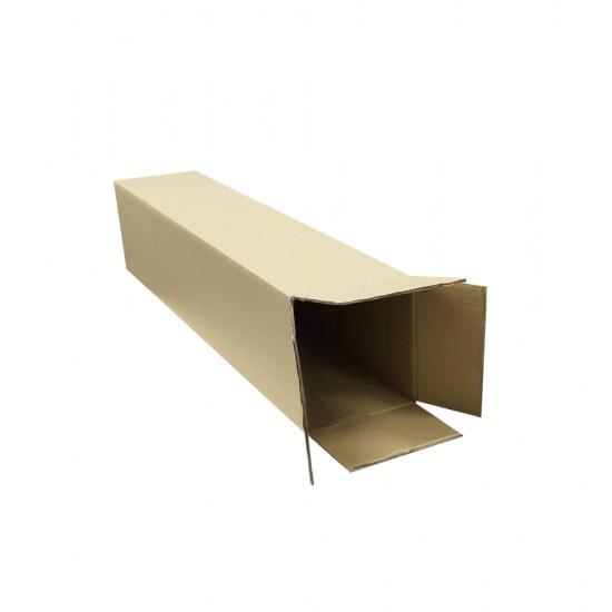 (1230mm x 320mm x 300mm, Set of 10) Long Double Wall Cardboard Carton Box Rectangle Cardboard Shipping Box Kotak