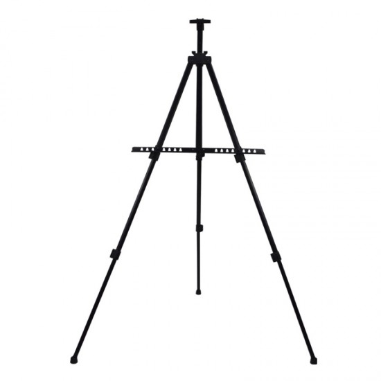 Tripod Easel Stand For Advertising Display, Painting and Drawing