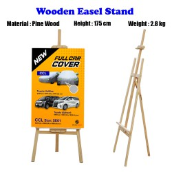 Wooden Artist Painting Display Easel Stand (175cm)