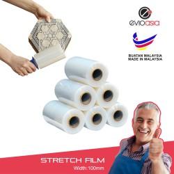 Evio Asia Baby Roll Mini Stretch Film  x 6 rolls -100mm x 250g
