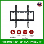 LED LCD Flat Panel TV Bracket Wall Mount For 26''-55""