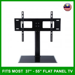 Universal TV Table Mount Stand Suit For 37''-55''