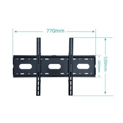 "LED LCD Flat Panel TV Bracket Wall Mount For 42""-90"""