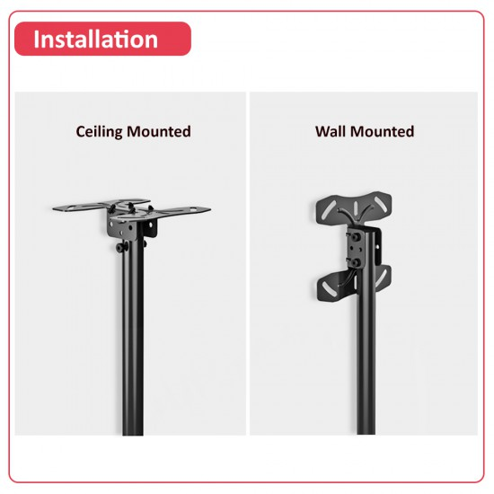 """LCD TV Wall Mount Ceiling 32""""-70"""""""