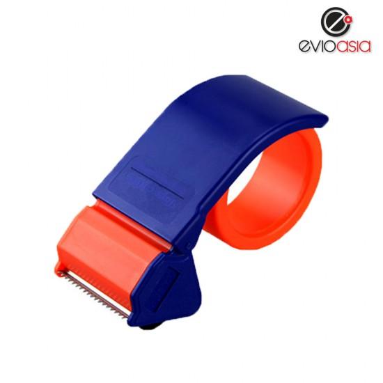 Plastic Tape Dispenser 60mm Width Size Cutter