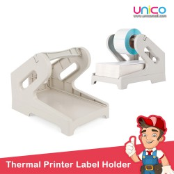 Thermal Printer Label Holder (Rolls and Stacks)